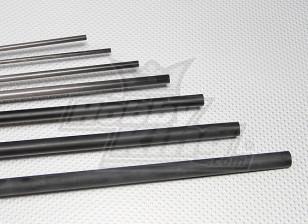 カーボンファイバーチューブ(中空)6x750mm