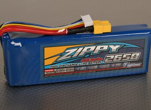 ジッピーFlightmax 2650mAh 4S1P 40C