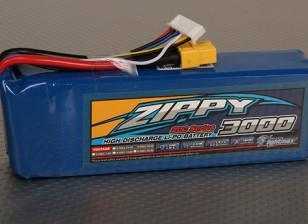 ジッピーFlightmax 3000mAhの5S1P 20C
