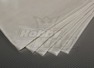 ガラス繊維布450x1000mm 48グラム/平方メートル(超薄型)