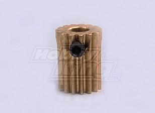 交換用ピニオンギア4ミリメートル -  15T