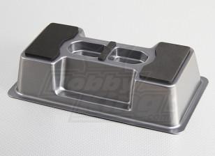 ワークスタンド - プラスチック(チタンカラー)