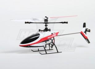 HobbyKing HK-190 2.4GHzの4Chの固定ピッチのヘリコプター(RTF-モード2)