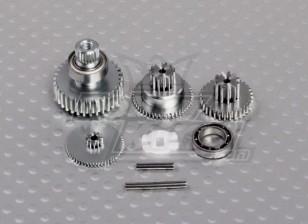 HobbyKing™ミ交換ギヤセット(HK47010DMG HK47110DMG HK47002DMG)