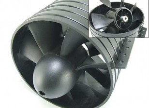EDFダクテッドファンユニット7Blade 5インチ127ミリメートル