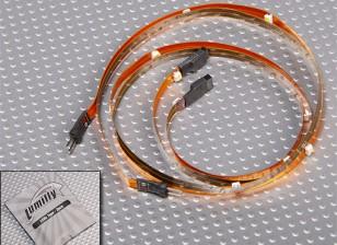 Lumifly薄いストリップLED(2個/セット)