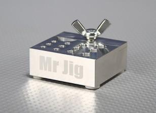 はんだ付け援助 -  JIG氏