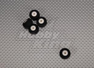 小型ホイールDIAM:18ミリメートル幅:10ミリメートル(クリニーク/袋)