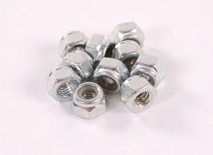 六角ロックナットM5 10PC