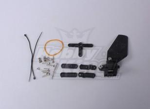 水上飛行機フロートのためのヘルム(ラダー)セット(1セット/袋)フロート