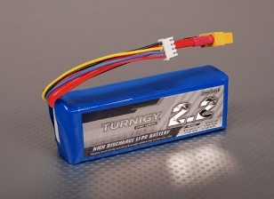 Turnigy 2200mAhの3S 40Cリポパック