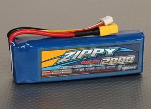 ジッピーFlightmax 2800mAhの3S1P 30C