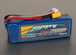 ジッピーFlightmax 2800mAhの4S1P 30C