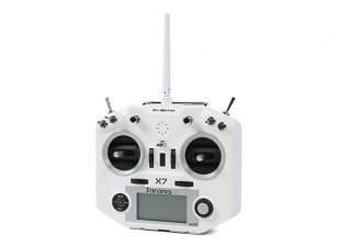 FrSky Taranis Q X7 Digital Telemetry Radio System 2.4GHz ACCST (White-no plugs) (EU Version)