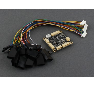 リード2.7.2でマイクロHKPilotメガマイクロサイズのフライトコントローラとオートパイロット(APM)