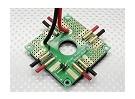 ホビーキングクワッドローター配電ボードLiteの。