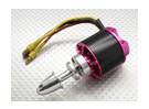 ブラシレスアウトランナー3536 850Kvとプロペラアダプター