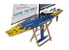 エンジェル920 RCヨット1840ミリメートル(プラグ・アンド・セイル)