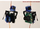 FPVグラスファイバーパンチルトカメラマウント用Lサイズ
