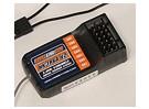 ホビーキング2.4GHzのレシーバー6CH V2
