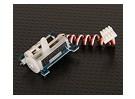3Dフライト(右)用の超小型サーボ1.7グラムをHobbyKing