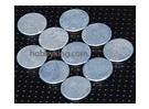 強力な希土類ボタンマグネット(10個入り/セット)
