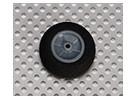 ライト発泡ホイールDIAM:25、幅:12ミリメートル(クリニーク/袋)