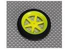 スーパーライトマルチホイールD50x13mm(クリニーク/袋)スポーク