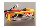 Rhinoの2150mAh 3S1P 20C Lipolyパック