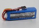 Turnigy 2650mAh 3S 1C LipolyのTxパック(フタバ/ JR)