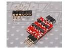 HobbyKing XP 3A 1S 0.7グラムブラシレススピードコントローラー