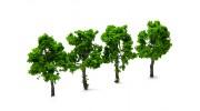 HobbyKing™ 73mm Scenic Wire Model Trees (4 pcs)