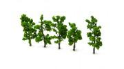 HobbyKing™ 50mm Scenic Wire Model Trees  (5 pcs)
