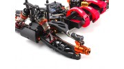 BSR Berserker 1/8 Electric Truggy Updated (ARR) - stearing