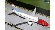Gemini Jets Norwegian Airlines  Boeing 737 MAX 8  LN-MAX 1:200 Diecast Model G2NAX660