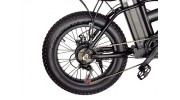 MYATU Electric Fat Bike Rear Wheel