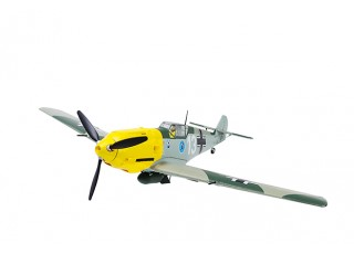 """Durafly™ Messerschmitt Bf.109E-4 Battle of Britain Scheme 1100mm (43.3"""") (PnF) - front"""