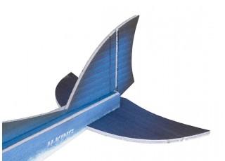 H-King Shark EPP 1420mm (Kit) - Tail View