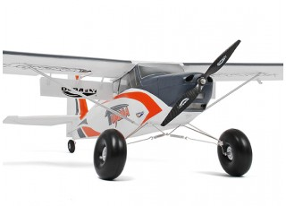 Durafly Color Tundra 1300mm Anniversary Edition (Orange/Grey) (PnF) - Front Flaps
