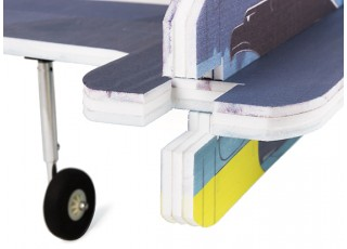 H-King Fw 190 - Glue-N-Go - 5mm Foamboard PP 975mm (Kit) - motor mount