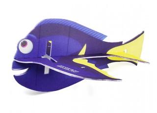 H-King Glue-N-Go Blue Tang EPP 850mm (Kit)