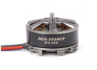 ACK-3508CP-580KV Brushless Outrunner Motor 3~4S (CCW) - main