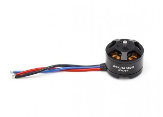 ACK-2810CQ-750KV Brushless Outrunner Motor (CCW) - full view