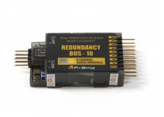 FrSky Redundancy Bus-10 8 Channel Servo Interface