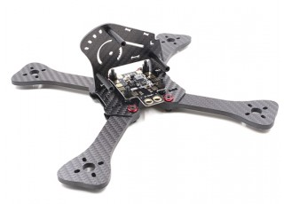 GEP-IX5 Fairy FPV Racing Drone Frame 200 (GREEN) (Kit) - side