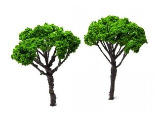 HobbyKing™ 180mm Scenic Wire Model Trees N174-180 (2 pcs)