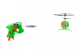 Hover Target - shooting