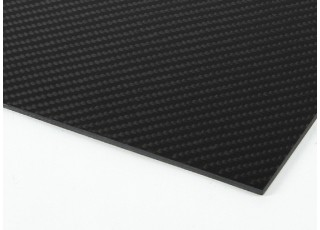 Carbon Fiber Plate 3mm x 400mm x 300mm