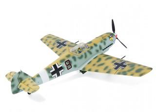 """Durafly™ Messerschmitt Bf.109E-4 Desert Scheme 1100mm (43.3"""") (PnF) - rear"""