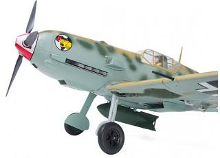 """Durafly™ Messerschmitt Bf.109E-4 Desert Scheme 1100mm (43.3"""") (PnF) - undercarriage"""